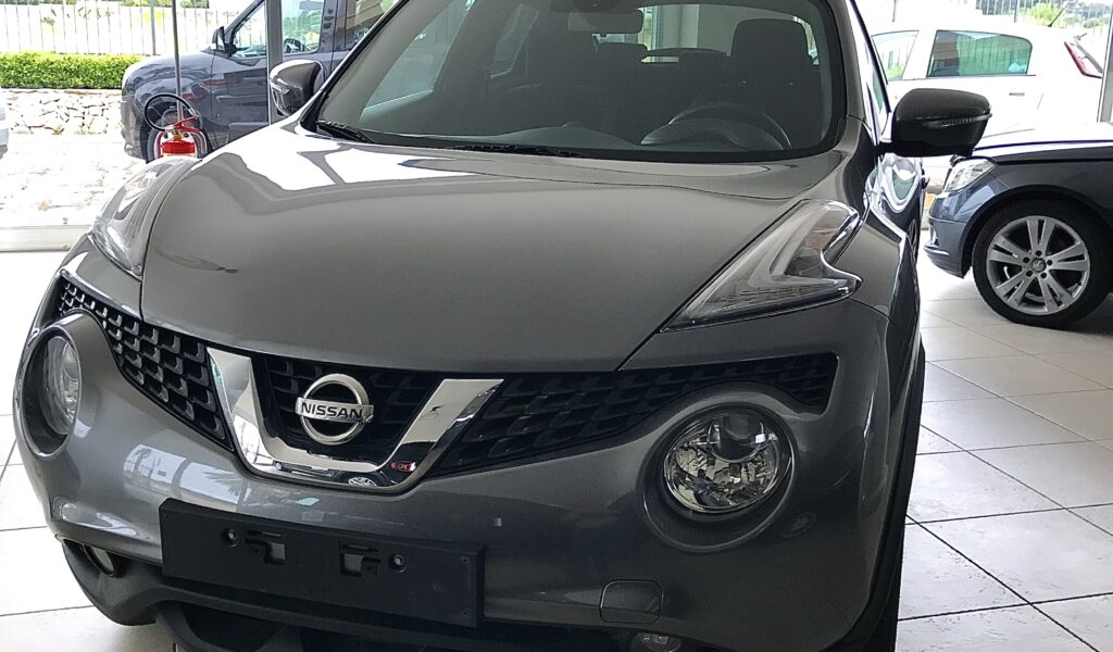 Nissan Juke 1.5 dCi Tekna 2015 80 kW